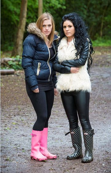 Lola Swan e Kate Channon
