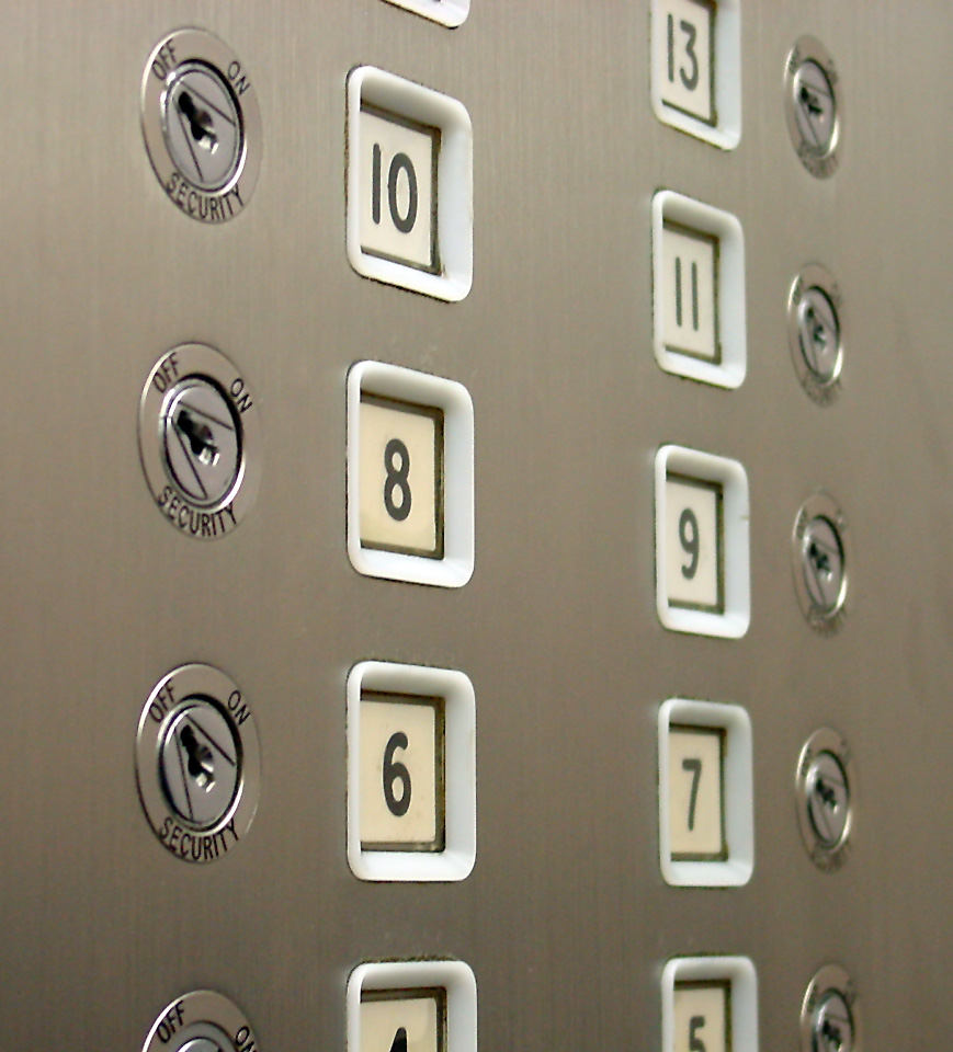 Morte no elevador