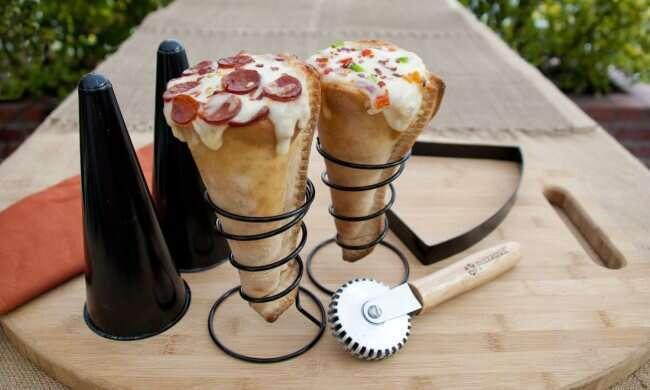 Pizza de cone