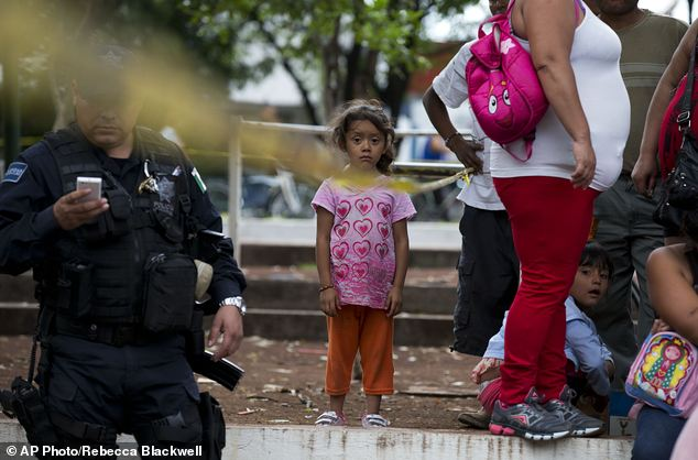 Mexico Children Rescued