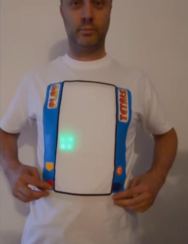 CamisaTetris