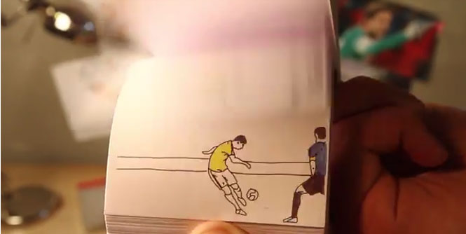 Flipbook Copa do Mundo