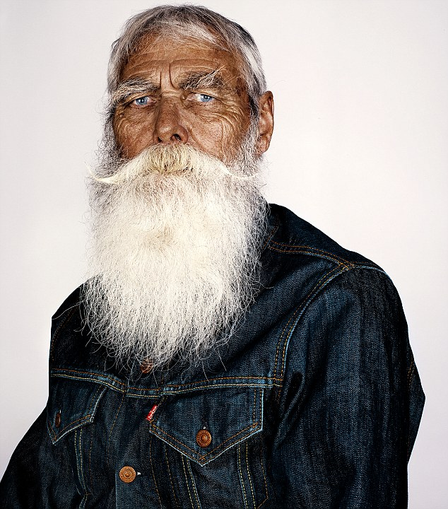 British Woman Features In New Exhibition Showcasing The World's Best Beards