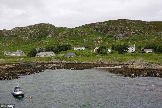 Ilha escocesa