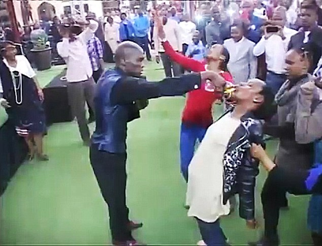 VIDEO: Lawn Again Christian: Grass Eaters Now Drink Petrol
