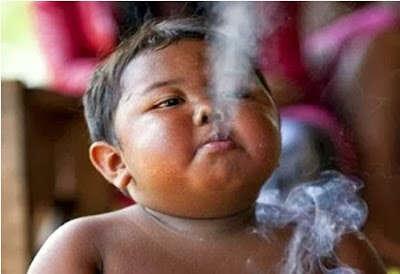 Respeito aqueles que deixaram de fumar