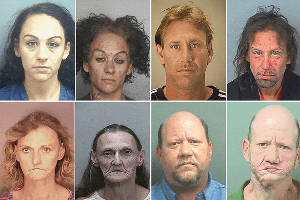 Efeitos das drogas