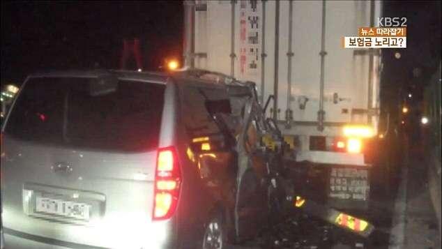 Homem bate carro e mata esposa após fazer seguro de vida da mulher