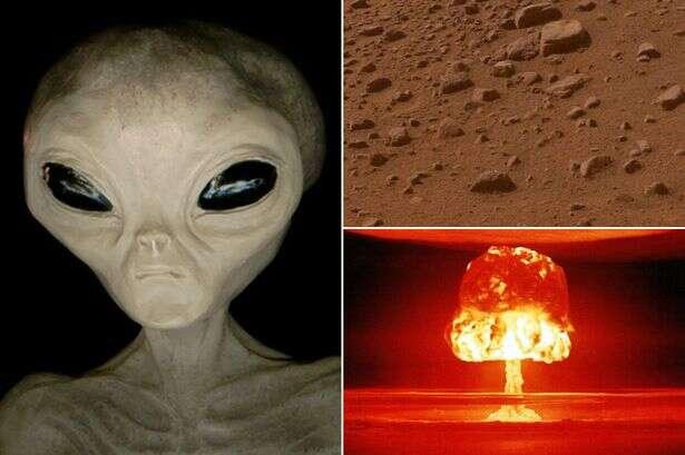 Físico afirma: extraterrestres vão destruir a Terra em ataque nuclear
