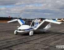 Carro voador é finalmente finalizado e está prestes a ser comercializado