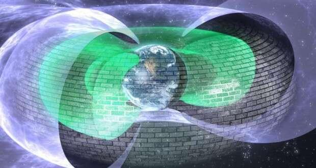 Cientistas descobrem barreira que protege a Terra de radiações