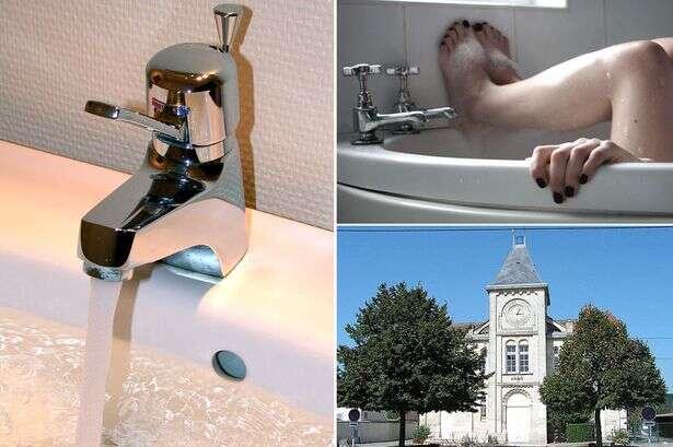 Idosa sobrevive por seis dias bebendo água de torneira após ficar presa dentro de banheira