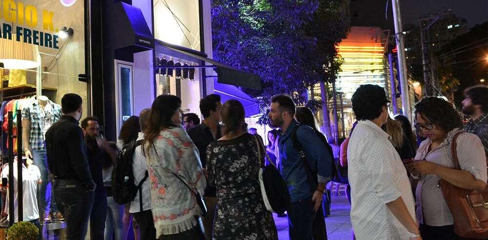 Netshoes inaugurou a maior e menor loja do mundo