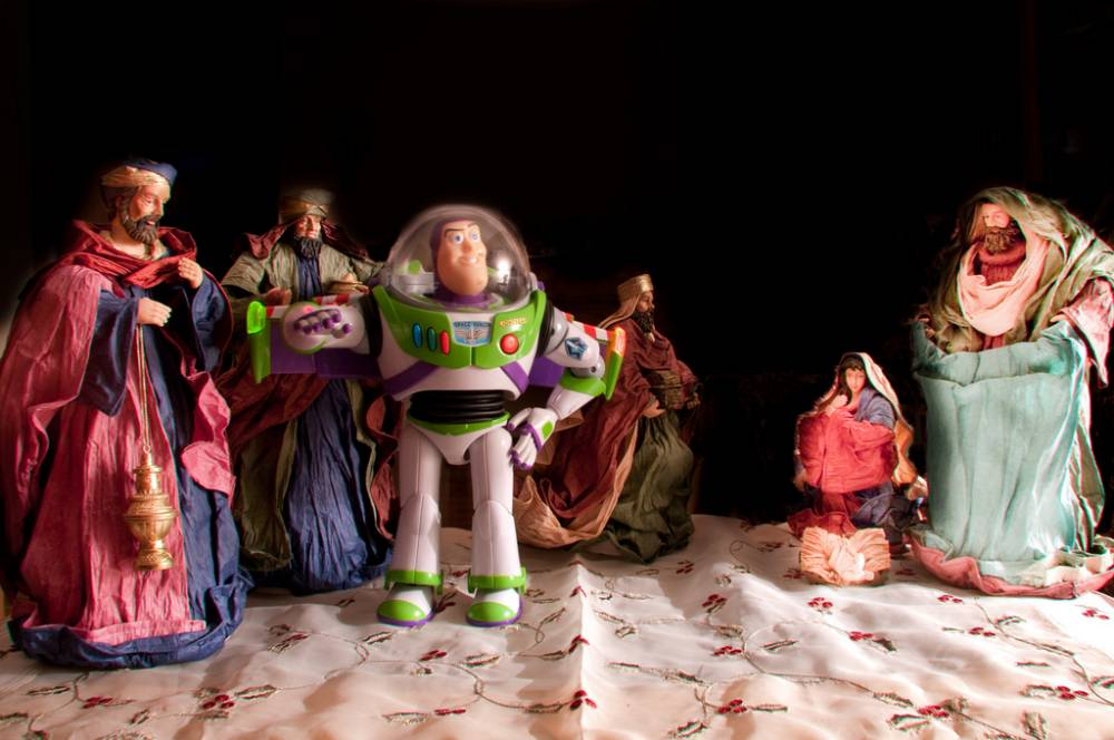 I think there is more out of place here than just Buzz.  Blog post to follow.