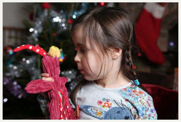 Menina de cinco anos arrecada dinheiro para dar refeições a moradores de rua no Natal