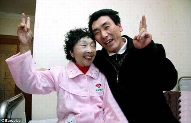 Casal com 32 anos de diferença de idade desafia vontade de famílias e vão completar 18 anos de casados