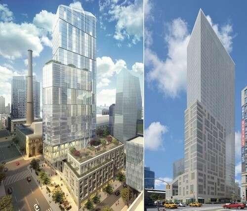 Construtora causa polêmica ao anunciar que novos edifícios de Nova York terão entrada para pobres