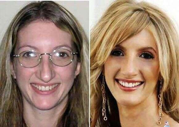 Transformações impressionantes com maquiagem