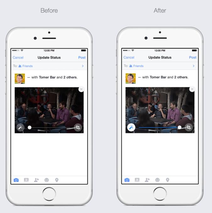 Facebook lança novo recurso que melhora as fotos enviadas à rede social