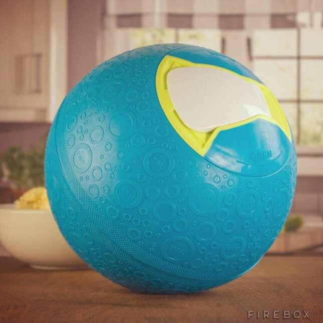 Veja a bola que faz sorvete
