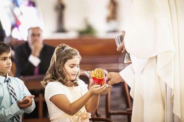 McDonald pode abrir uma igreja em breve
