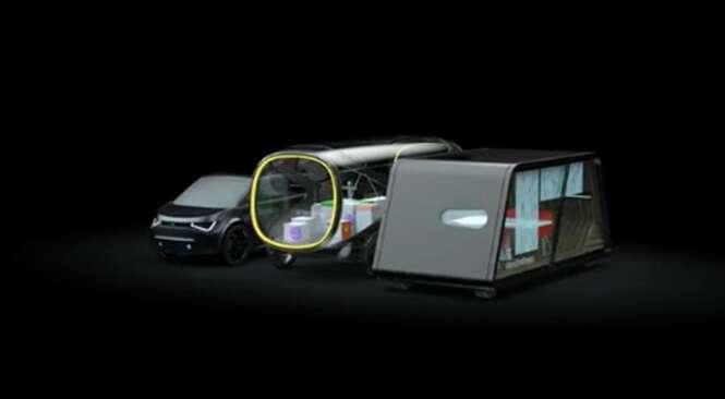 Agência quer transformar carros em escritórios móveis