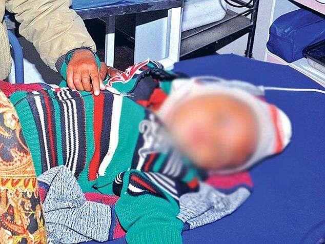 Menino de 3 anos tem órgão genital decepado para uso em ritual