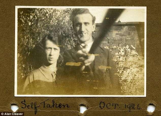 Foto tirada em 1926