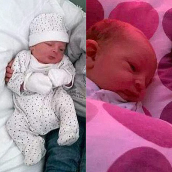 Bebê de seis semanas morre sufocado