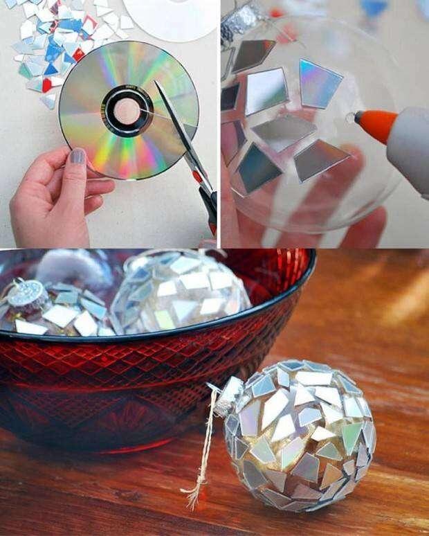 Obras de arte em CDs
