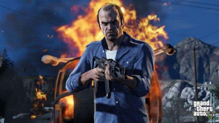 Computer Game: Grand Theft Auto.