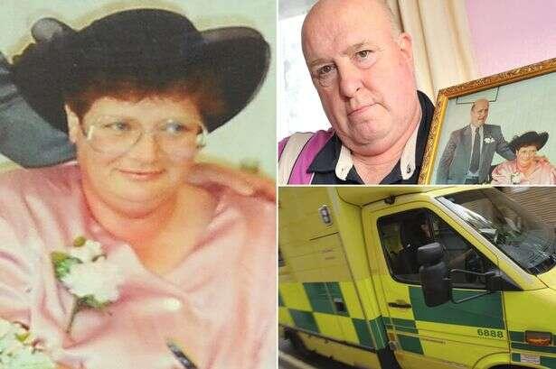 Ambulância busca mulher três meses depois de ela falecer