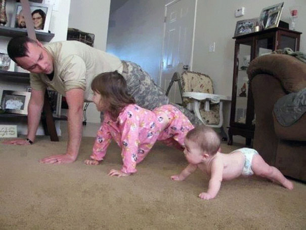 Paternidade divertida