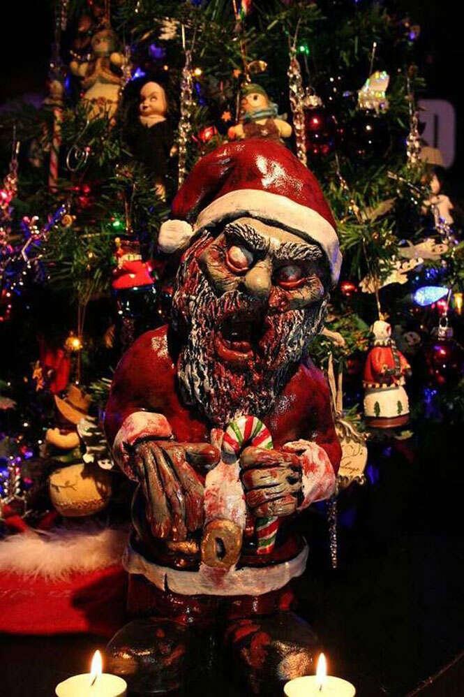 Piores decorações de Natal