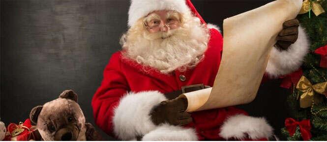 Curiosidades interessantes sobre o Papai Noel