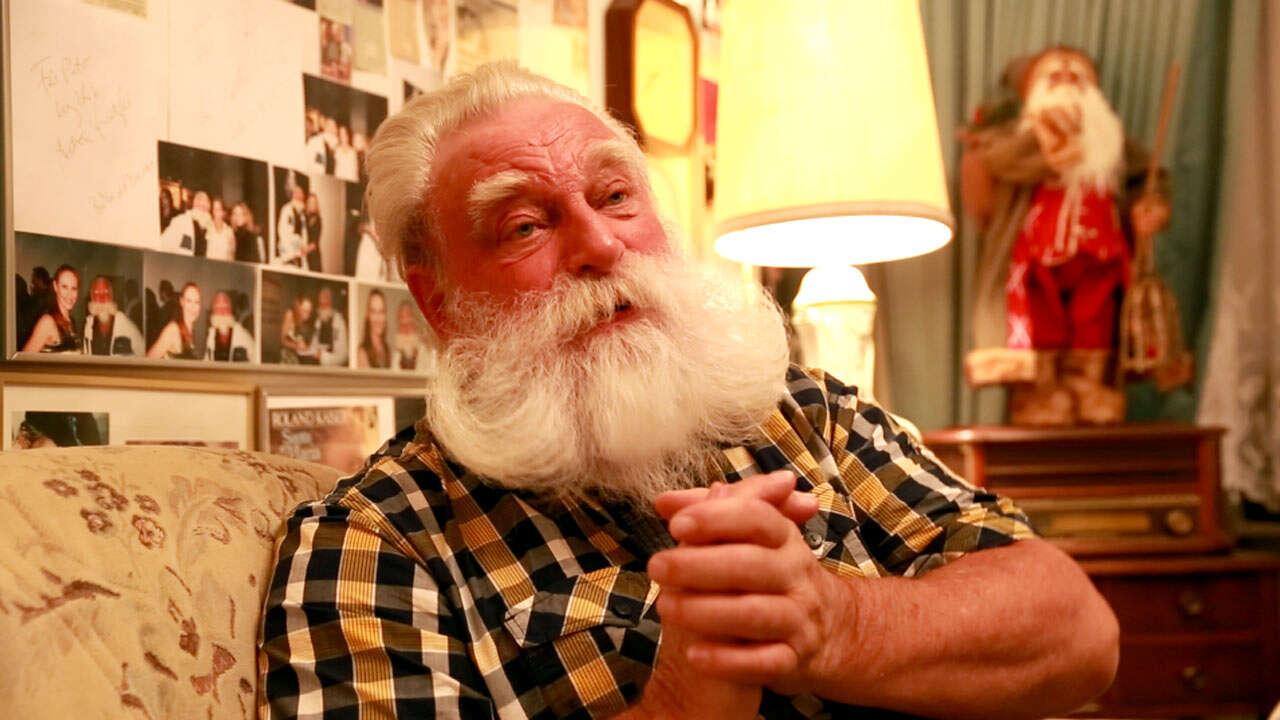 Papai Noel que passou anos trabalhando em empresa alemã, é demitido por estar velho demais
