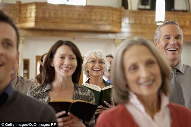 Pessoas religiosas são mais felizes