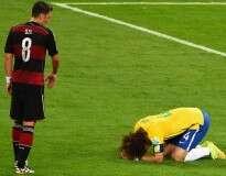 Internautas aproveitam data desta quarta-feira para brincar com derrota de 7×1 do Brasil para Alemanha