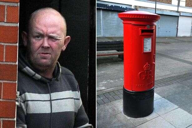 Após ter relação íntima com caixa de correios, Homem é condenado a prestar serviços à comunidade
