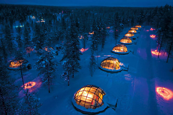 Hotéis mais incríveis do planeta