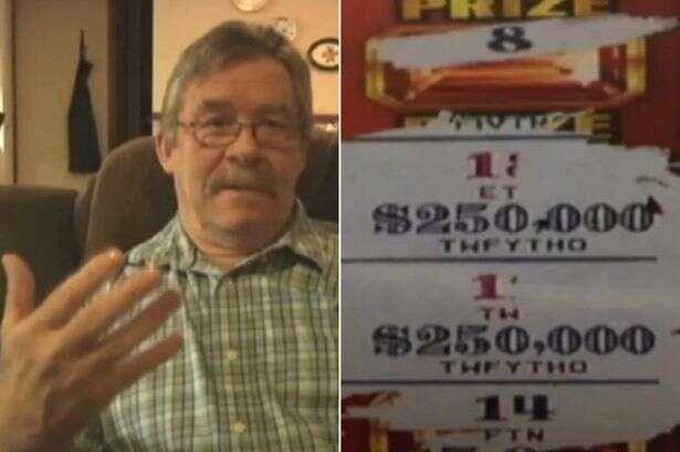 Homem ganha 1,35 milhões na loteria e descobre que bilhete estava com erro de impressão