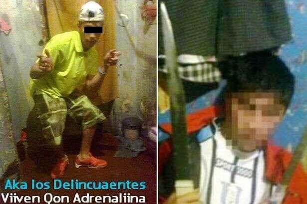 Assassino que esfaqueou jovem até a morte provoca família da vítima publicando fotos em sua cela no Facebook