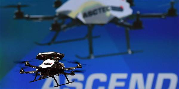 Empresa lança drone fotográfico