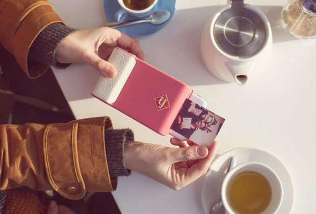 Inovador case para smartphones imprime fotos capturadas de forma instantânea