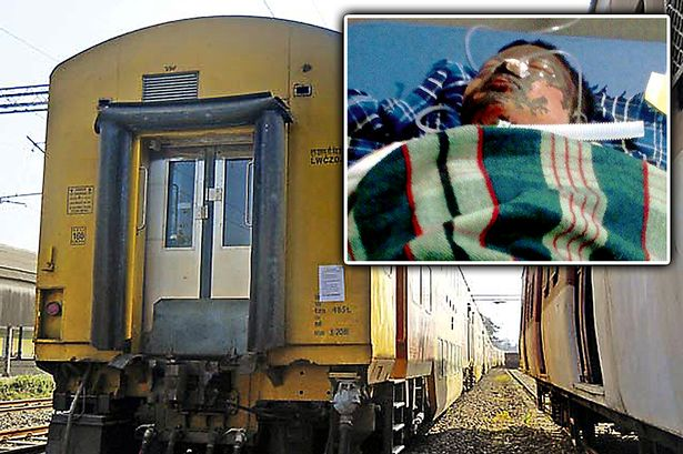 Adolescente luta pela vida ao tentar tirar selfie em cima de trem e sofrer descarga elétrica
