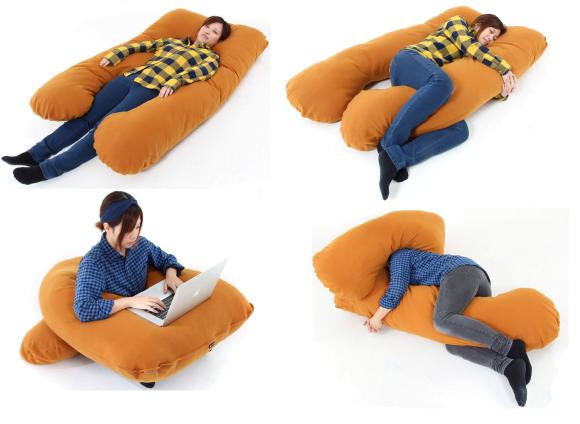 Empresa japonesa cria travesseiro para substituir marido