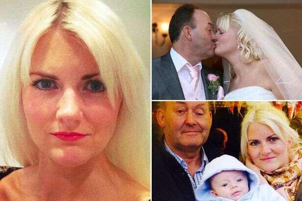 Bela mulher se casa com pai de amiga, 25 anos mais velho e intriga amigos