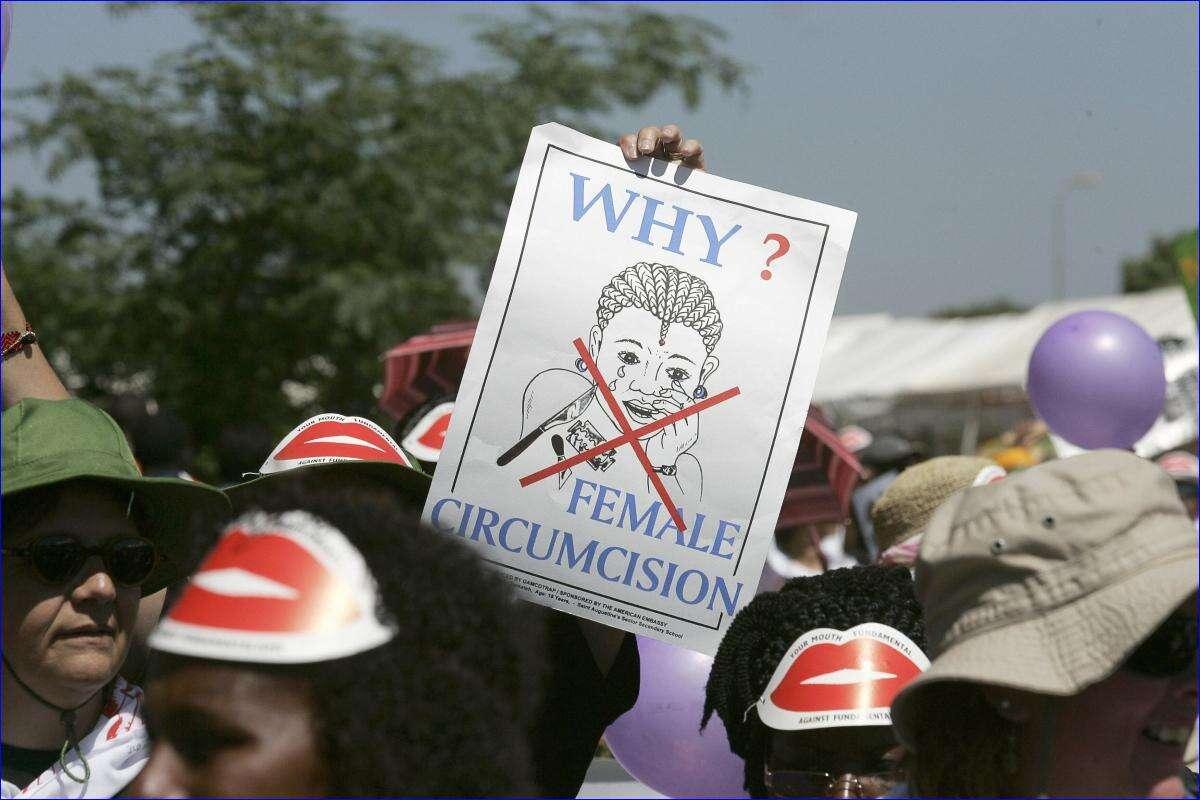 Líder Islâmico ordena mutilação genital de cerca de 2 milhões de meninas