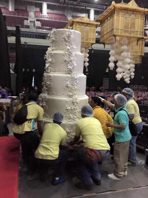 The Biggest Cake In The World