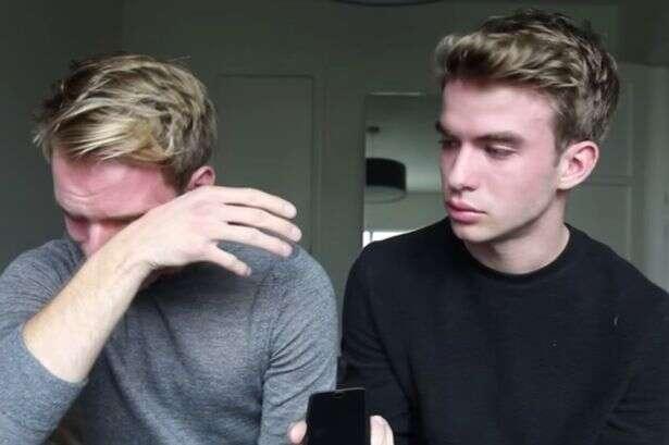 Vídeo mostra exato momento em que irmãos gêmeos contam ao pai que são gays